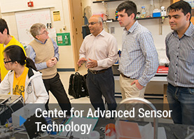 Center for Advanced Sensor Technology