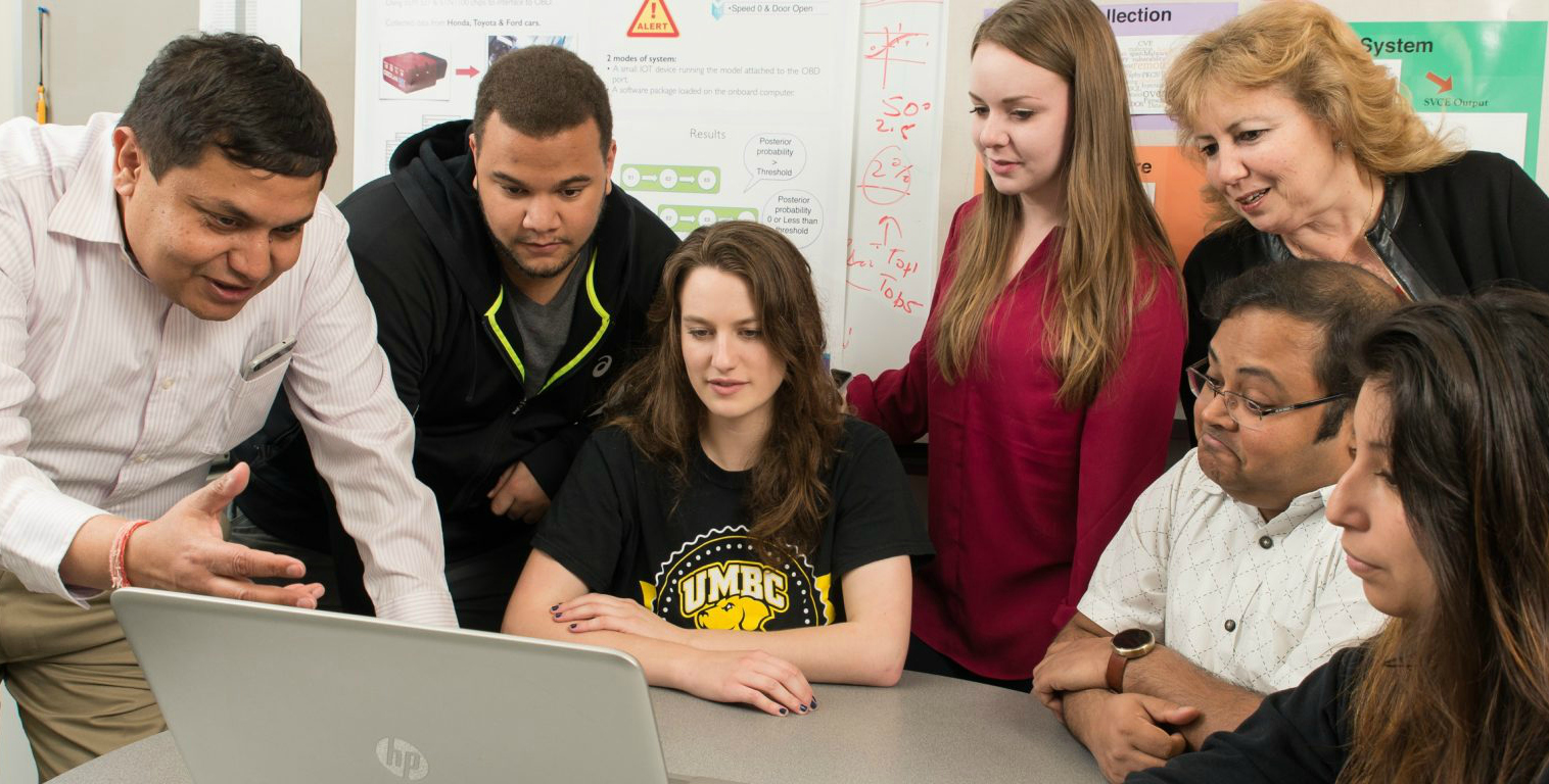UMBC and IBM Research launch Accelerated Cognitive Cybersecurity Lab through new collaboration