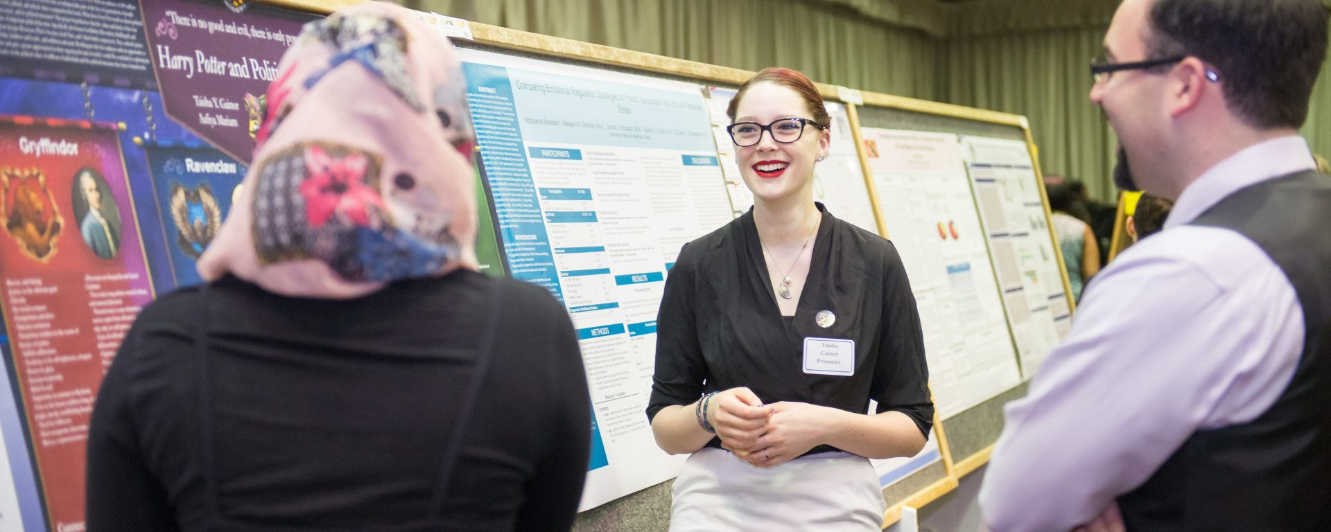 Undergraduate Research and Creative Achievement Day celebrates 20 years of remarkable student work
