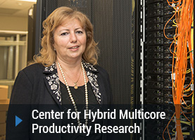 Center for Hybrid Multicore Productivity Research