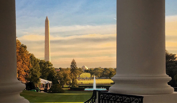 Creative minds from UMBC join in White House events, from visual arts to neuroscience