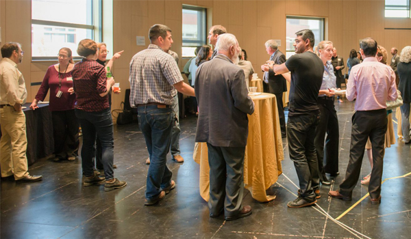UMBC faculty celebrate opportunities to expand collaboration across disciplines