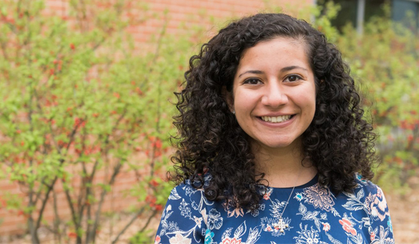 Gabrielle Salib, inspired to boost STEM access, focuses on human-centered computing