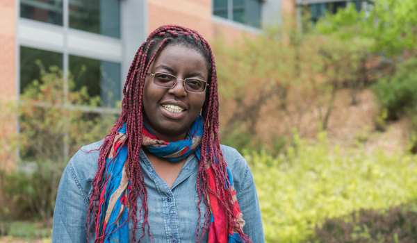 Natacha Ngea, future software engineer, reflects on the impact of mentorship