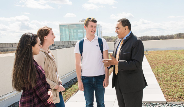 National media coverage of UMBC leadership highlights collaboration as key to inclusive campus culture