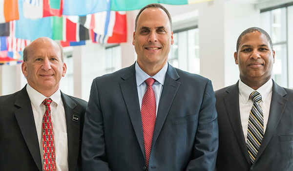UMBC information technology leaders honored for supporting student success through innovative data analytics