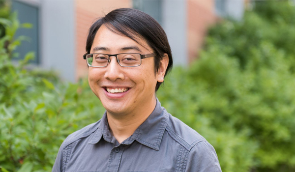 American Association of Immunologists names UMBC's Greg Szeto a public policy fellow