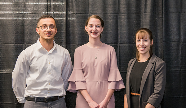 New test to rapidly diagnose sepsis comes out on top in UMBC's Cangialosi Business Innovation Competition