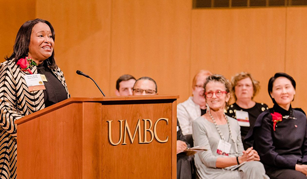 30th UMBC Alumni Awards celebrate leadership, service, and community