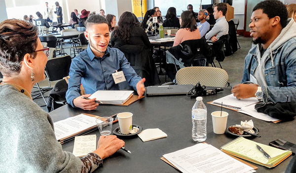 UMBC School of Public Policy and APPAM work to diversify the field through outreach to students