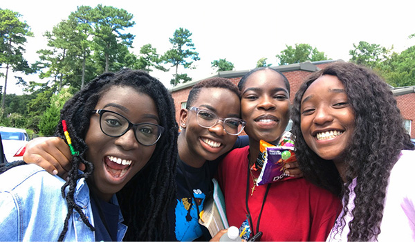 UMBC international students find connection on campus, from day one to degree
