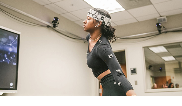 Wearable sensors and infrared cameras: Introducing UMBC's User Studies Lab
