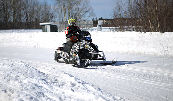 UMBC Snowmobile Team Places Second in 2020 SAE Challenge