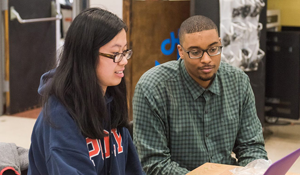 UMBC's newest computing grads, from bachelor's to Ph.D., share stories of connection, support, opportunity